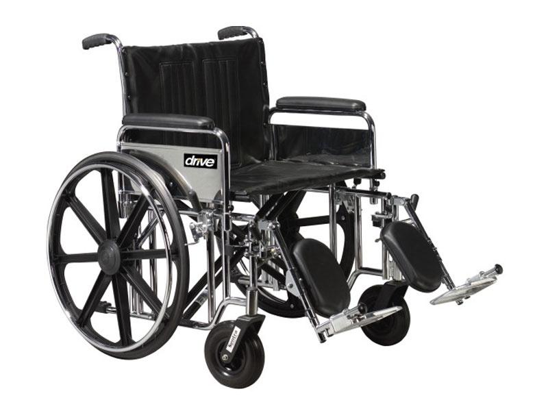 """Wheelchair (26"""" Bariatric)"""