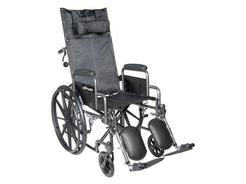 """Wheelchair (16"""" High Back)"""