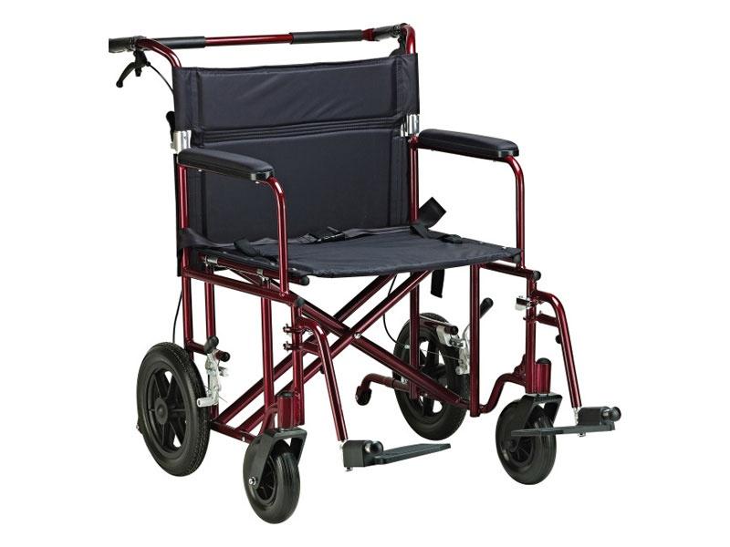 """Wheelchair (22"""" Bariatric)"""