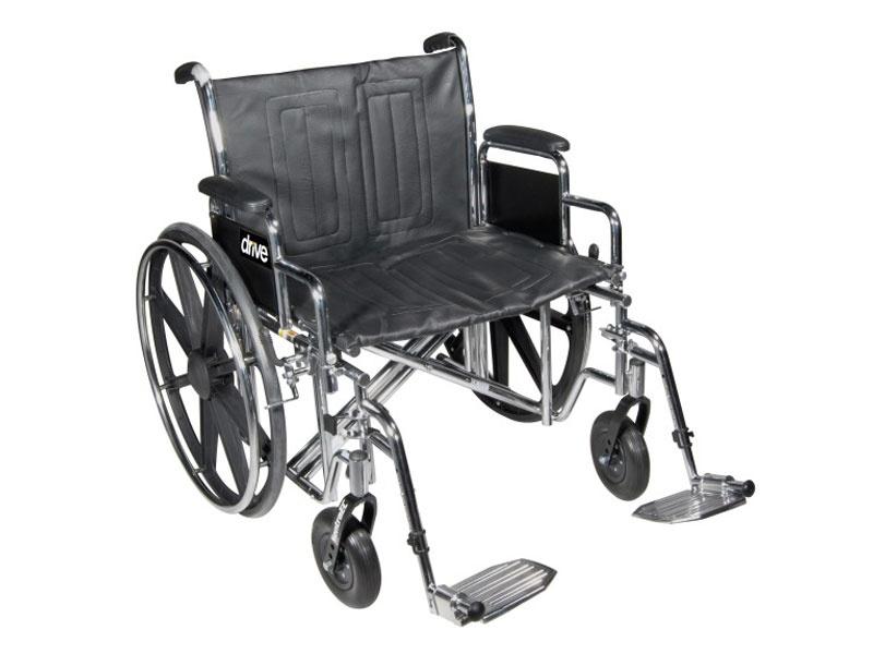 """Wheelchair (20"""" Bariatric)"""