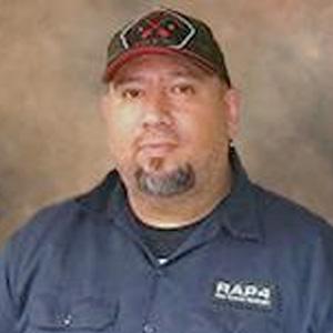 Adrian Velasco - Warehouse Technician / Driver